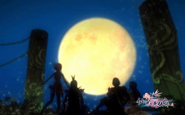 """圣诞献礼-《仙剑5》DLC3""""前尘若梦""""发布"""